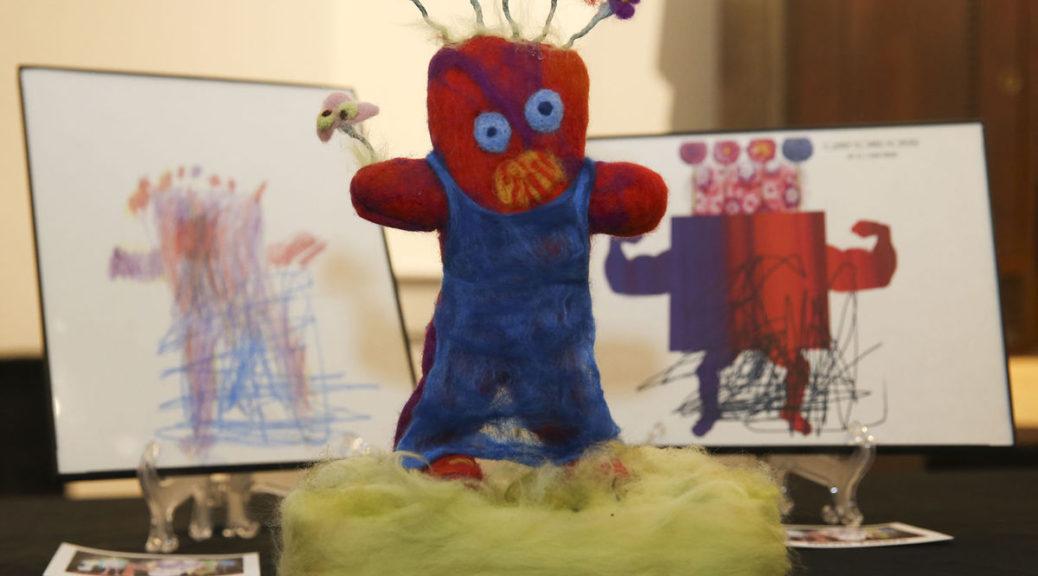 Monster Mashup 2018 Hedgerow Art