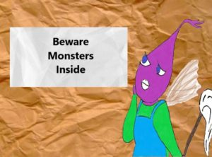 Monsters Inside Hedgerow Arts Monster Mashup