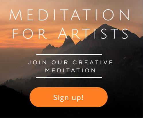 Creative Meditaiton in fredericksburg va tammy d hedge