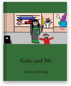 Gabe and Me by tammy hedge