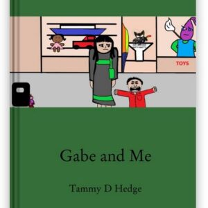 Gabe and me by tammy, hedgerow art, hedgerow art by olivia tatara, Gabe and me by Tammy D Hedge