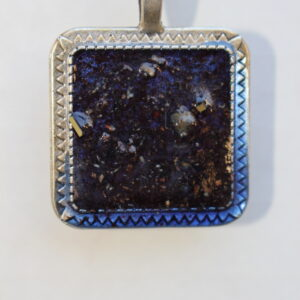 large blue square fancy by tammy hedge online